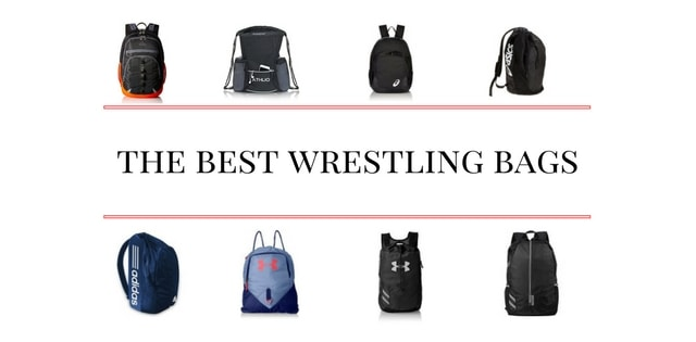 Research on the best sports bags for wrestling as well as advice on how to  choose and take care of your bag 1f153ad74aac2