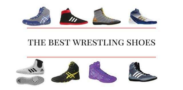 b367299422af Best Wrestling Shoes - Top Picks (Updated September 2018)