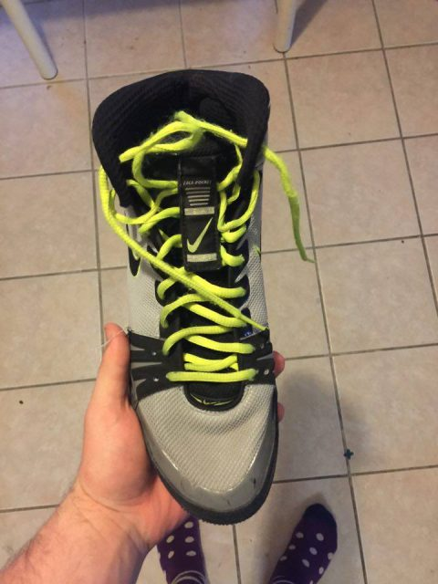 brand new 8ec38 bc744 ... good nike freeks wrestling shoes review by actual wrestler ae6d5 913dc  usa nike shoes nike freek unlimited ...