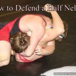 Wrestling Techniques: How to Defend a Half Nelson