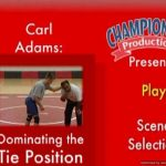 Wrestling DVD Review – Carl Adams: Dominating the Tie Position