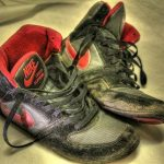 Don't Throw Away Old Wrestling Shoes – Give Them to Your Club