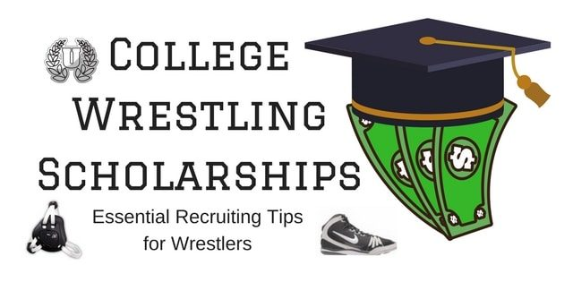 College Wrestling Scholarships - Essential Tips and Advice